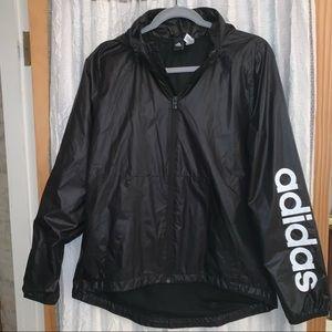 Adidas windbreaker / rain coat